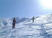 ニセコでスノーボード!