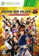 DOA5 Ultimate 【Xbox360】
