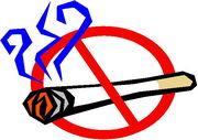 7月1日〜たばこ増税に伴い禁煙。
