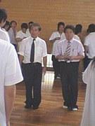 岐阜県立中津高校2004年度卒業生