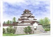 鶴ヶ城を我が家にしたい!!