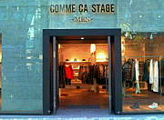 COMME CA STAGE 原宿本店
