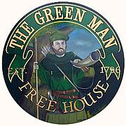 English Pub THE GREEN MAN