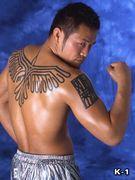 須藤元気君のタトゥーが好き