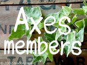 """""""Axes members"""""""