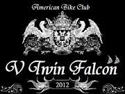 大阪アメリカン V Twin Falcon