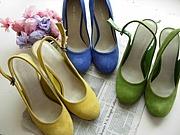 わたしは靴に恋してます