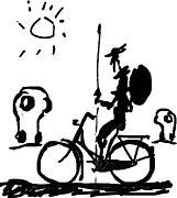 サイクリングに陽を当てる試み