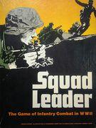 Squad Leader ミニチュアプレイ