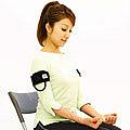 加圧トレーニングで身体作り!