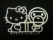 I ♥ BAPE a bathing ape