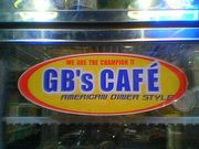 GB's cafe関大前店!!!