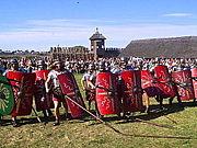 ローマ軍装リエナクト