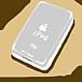 iPod、nano、shuffle、touchの会