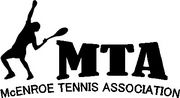 MTA=McENROE TENNIS ASSOCIATION