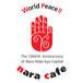 "World Peace Cafe ""nara cafe"""