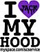 I♥MY HOOD