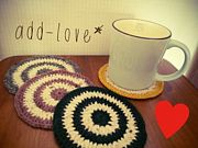 【add-love】handmade
