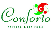 private hair room   Conforto
