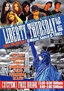 LIBERTY THURSDAY@B-THREE