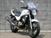 250ccで北海道ツーリング