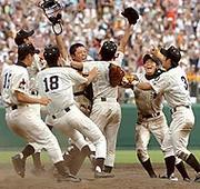 甲子園出身のプロ野球選手を応援