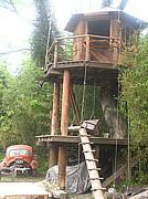 清見木の上隠れ家創り