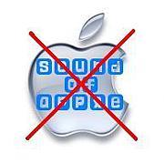りんごの音が嫌い。