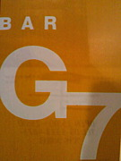西荻窪の音楽BAR「G7」