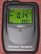 DP802i ガイガーカウンター