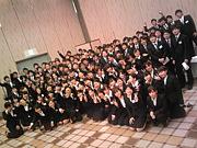 万代 2011年度入社社員
