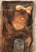 奇跡のミイラ ロザリア