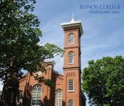 イリノイカレッジ 2001年度