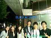 BLACK★CRISPY