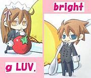 Bright g LUV.
