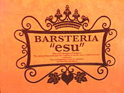 "BARSTERIA ""esu"""
