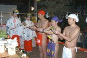 湯かけ祭り