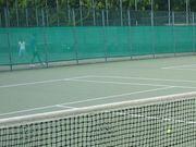 形から入る初心者テニス(東京)