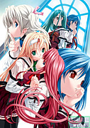 PS2版恋する乙女と守護の楯