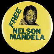 FREE ! NELSON MANDELA