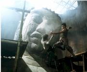 巨大像が怖い