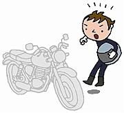 【目撃】沖縄バイク盗難【対策】