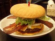 ハンバーガー『BRIDGES』