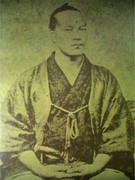 山岡鉄舟(幕末三舟)