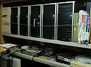格安サーバ機でUNIX