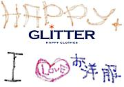 GLITTER☆HAPPYCLOTHES