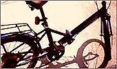 よく自転車盗難にあう