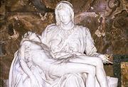 ミケランジェロのピエタ像