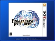 『FINAL FANTASY EXPLORERS』