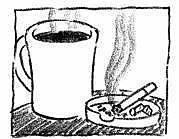 インスタントコーヒーが好き!